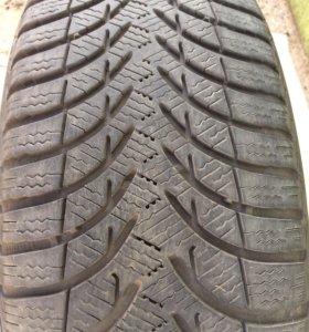 Б/У зимняя шина Michelin R15