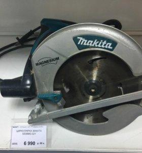 Дисковая пила Makita 5008MG