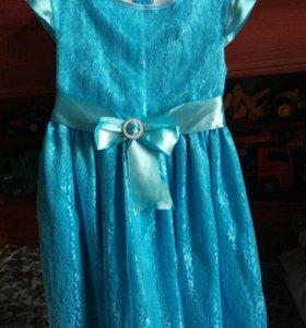 красивое платье р122