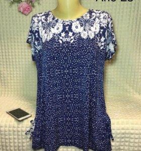 Блуза 54 размер