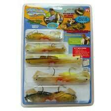Набор снастей для рыбалки Mighty Bine