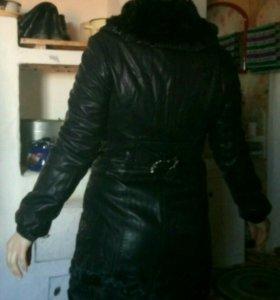 Дубленка(куртка)