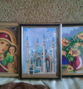 Картины крестиком