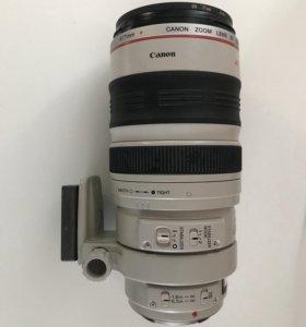 Объектив премиум Canon EF 100-400mm f/4.5-5.6 L IS