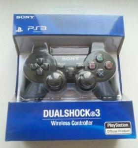 Джойстик беспроводной на Sony PlayStation 3