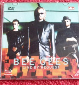 Диск DVD - Bee Gees(Live by Request)
