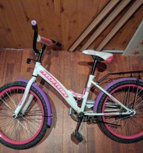 Велосипед д.девочки