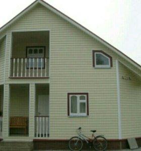 Канадский дом 120м.кв