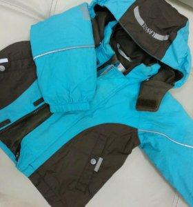 Теплый полукомбинезон + куртка до - 15