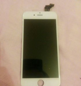 Дисплей Iphone 6S белый AAA+