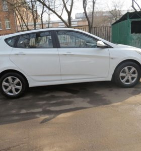 Hyundai Solaris, I 1.6 AT (123 л.с.)