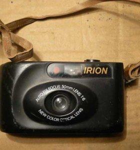 Пленочный фото аппарат IRION. Ретро.