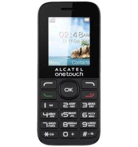 телефон алкатель one touch