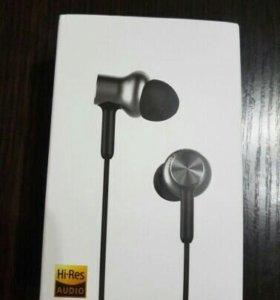 Наушники Xiaomi Mi In-Ear Headphones Pro-HD