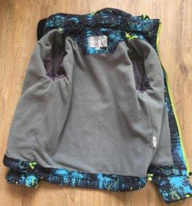 Весна - осень куртка для мальчика