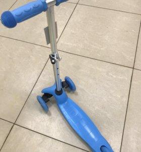 Самокат детский(скутер)Scooter новый.