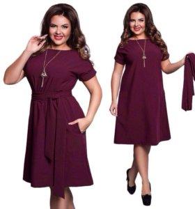 Новое платье р-ры 48-54