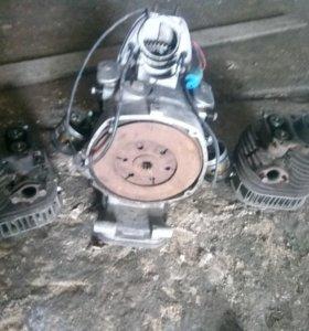 Двигатель К-750