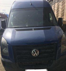 Автобус Volkswagen-Crafter