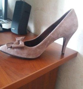 Итальянские туфли новые