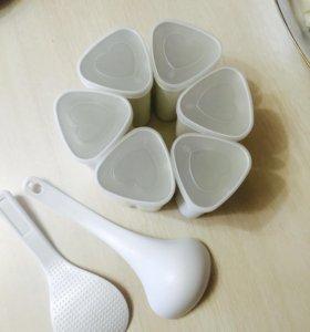 Набор для приготовления йогурта в мультиварке