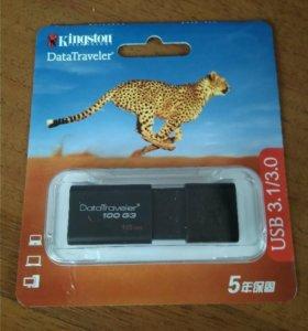 Kingston DataTraveler 16Gb usb 3.0