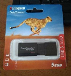 Kingston DataTraveler 100G3 16Gb