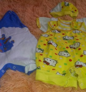 Одежда для ребенка от 0 мес.