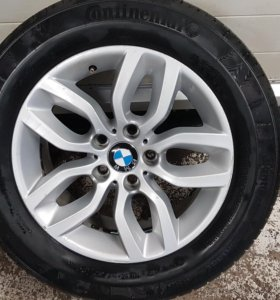 Летние шины Continental PremiumContact 2 245/55/17