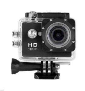Экшн камера GLK R-55 Full HD 1080p (новая)