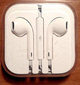 Гарнитура Apple EarPods 3,5 мм