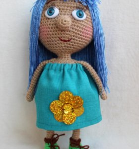 Кукла Лея