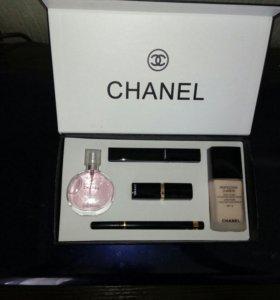 Подарочный набор Шанель 5 в 1
