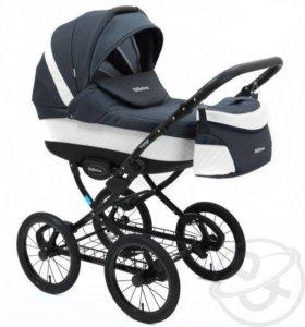 Детская коляска 2 в 1, Mr Sandman Voyage Premium