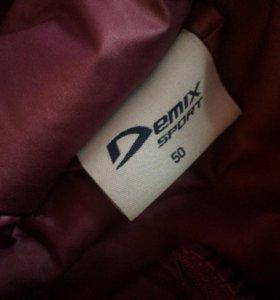 Куртка зимняя demix