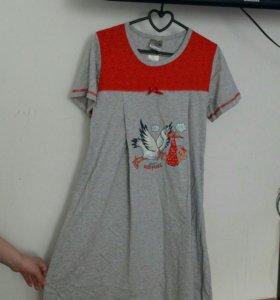 Сорочка в роддом.