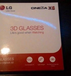 3D очки, Lg