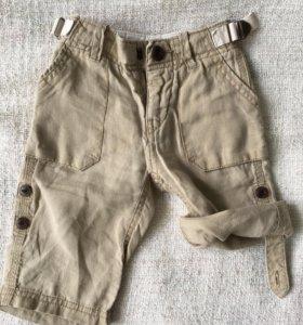 Шорты-бермуды Gap на мальчика 12 месяцев