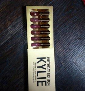Набор помад Kylie 6 в 1