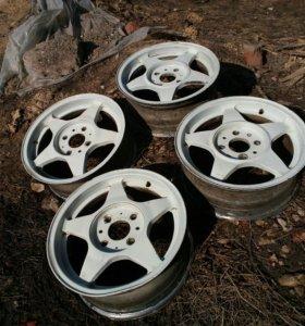 Кованные диски R-13, диски ваз