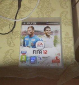 FIFA 12 игра на ps 3. ФИФА!!!!!!!