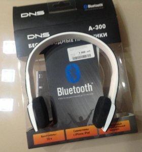 Bluetooth наушники DNS A-300