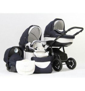 Коляска Car-baby Concord Lux 3в 1
