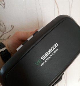 Шлем виртуальный реальности