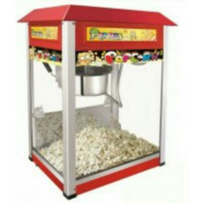 Аппараты для приготовления попкорна и сладкой ваты