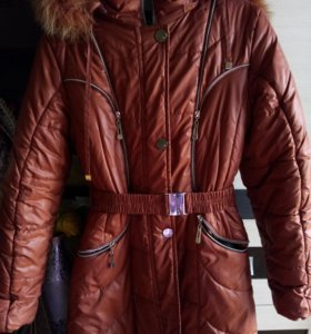 Куртка зима, можно и весна - осень.