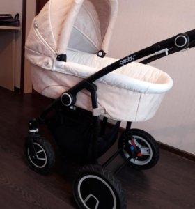 Детская коляска 2 в 1 Geoby