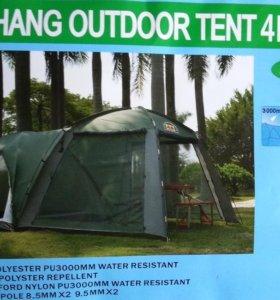 Палатку-Шатёр 4 местную в отличном состояни