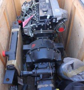 Двигатель Perkins 1004