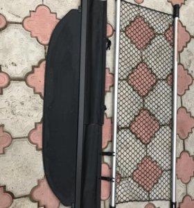 Шторка и сетка багажника TOYOTA RAV4